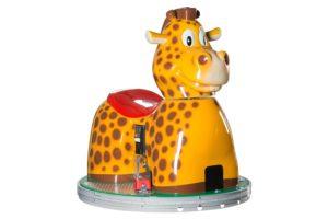 Baby car giraffe