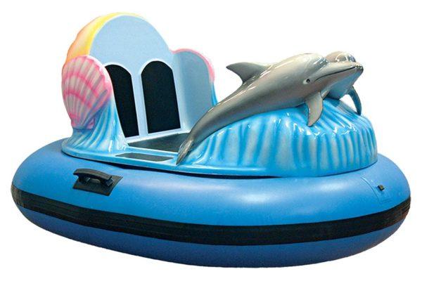 Bumperbootje Dolfijn