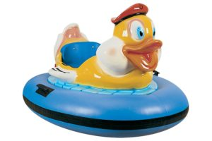 Bumperbootje funny duck