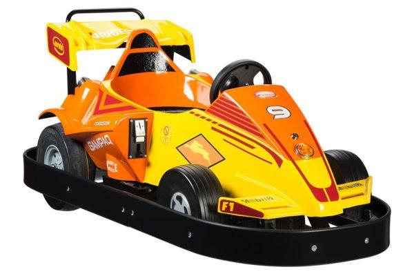 mini cart F1 power